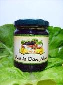 Patè di olive nere - 190 gr