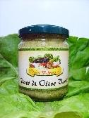 Patè di olive verdi - 190 gr